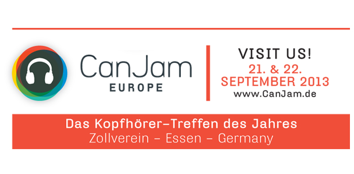 Sieveking Sound auf dem CanJam Europe 2015